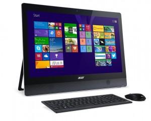 Acer представила два новых компьютера-моноблока
