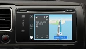 Apple интегрировала iPhone в автомобильные системы