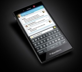 BlackBerry представила в Барселоне смартфон под индексом Z3