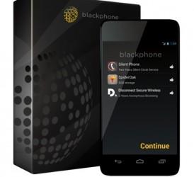 Blackphone - защищенный смартфон для спецагентов