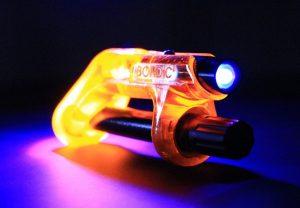 Изобретен портативный прибор для быстрой сварки пластика