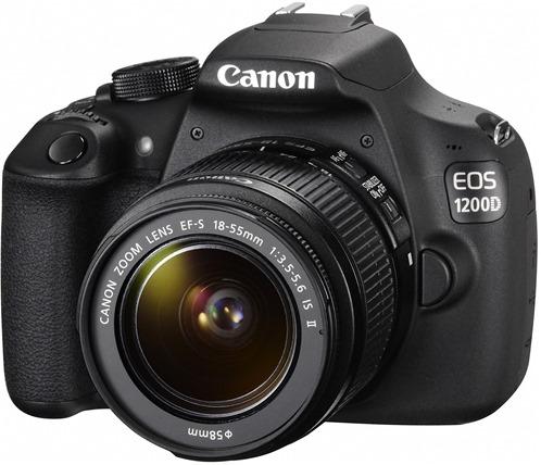 Фотокамера Canon EOS 1200D