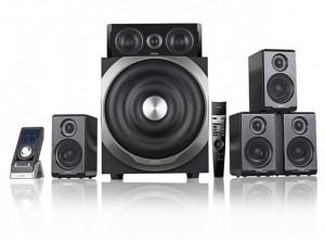 Edifier анонсировала новую театральную акустику  S760D