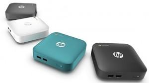 Миниатюрный компьютер для бизнеса HP Chromebox