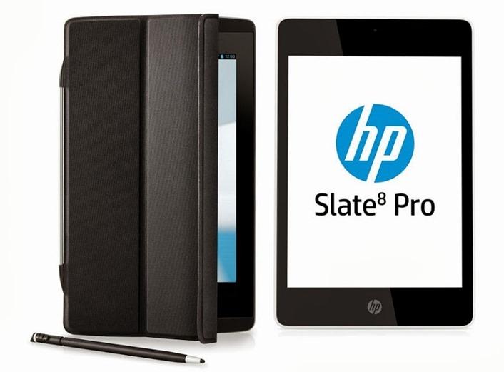 Планшет HP Slate 8 Pro