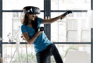 Шлем VR HTC Vive подешевел на четверть