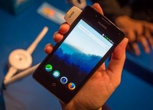 Huawei представила свой первый Firefox-смартфон