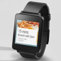 Умные часы LG G Watch