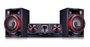 Новые музыкальные центры LG уже доступны покупателям