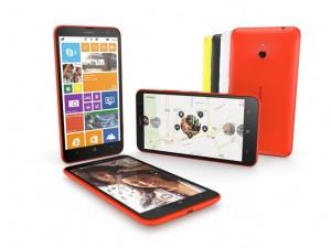 Nokia Lumia 1320 уже в России