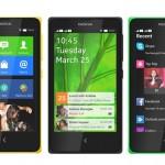 Смартфоны Nokia-X