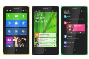 Смартфон Nokia Х добрался до Сибири