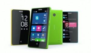 Nokia открывает эру Android-смартфонов
