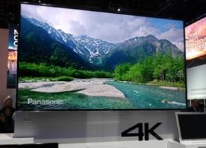 Panasonic: курс на 4К LCD-телевизоры