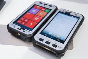 Panasonic представила защищенные смартфоны