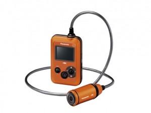 Компактная камера Panasonic HX-A500 с поддержкой 4К