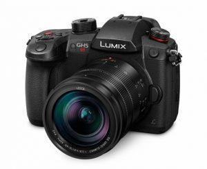 Новая фотокамера Panasonic LUMIX GH5S