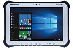Panasonic представил взрывозащищенную версию планшета Toughpad FZ-G1 mk4