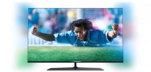 Philips представила элегантные телевизоры серии 7000