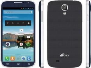 Ritmix предложила российскому рынку интересный бюджетный смартфон