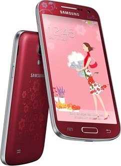 Смартфон Samsung Galaxy S4 mini La Fleur