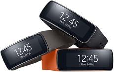 Samsung представила фитнесс-браслет для активных людей