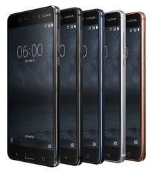 Новая Nokia 6 - чистый Android по привлекательной цене