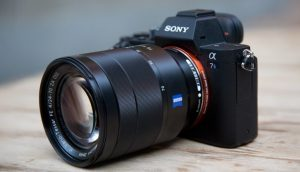 Обзор фотокамеры Sony Alpha A7S II