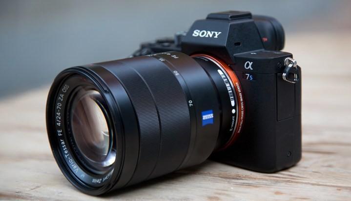 Беззеркальная фотокамера Sony Alpha A7S II