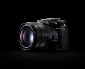 SONY RX10 IV - компактная флагманская фотокамера