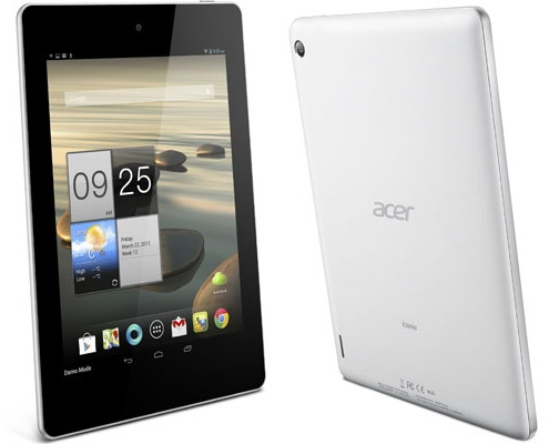 Acer iconia tab A1 810