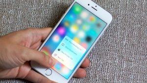 Apple откажется от 3D Touch в смартфоне iPhone