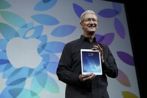 Apple представила iPad 5 и iPad mini 2