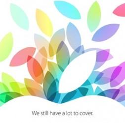 Компания Apple представляет новые планшеты iPad