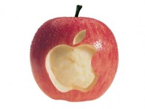Серые яблоки Apple остались без гарантии