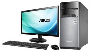 ASUS представила недорогие десктопы с мультимедийными возможностями