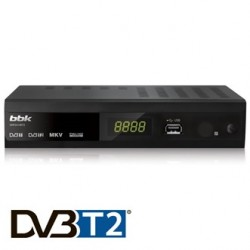 BBK выпустила новый ресивер стандарта DVB-T2