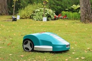 Газонокосилка-робот BOSCH Indego