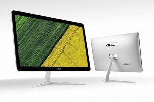Acer выпустила в России моноблок Aspire U27