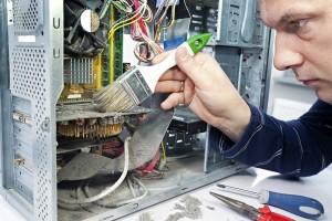 Как правильно очистить недра компьютера