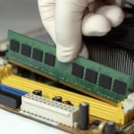 Оперативная память компьютера - модуль DIMM