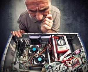 Что делать, если компьютер не включается