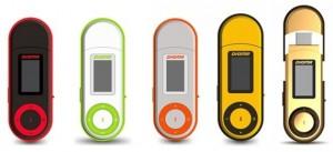 Новый MP3-плеер Digma U1