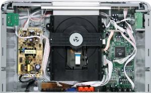 Самостоятельно ремонтируем DVD-плеер