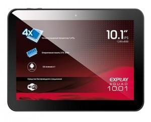 Explay представила мощный 10-дюймовый планшет