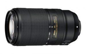 Новый объектив Nikon для динамической съемки