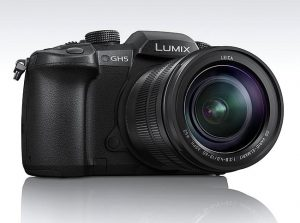 Новые фотокамеры компании Panasonic