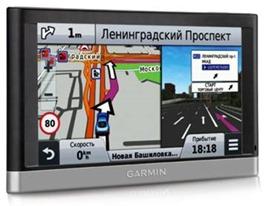 Новые навигаторы Garmin серии Advanced