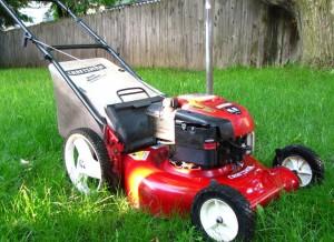 Что делать если не заводится газонокосилка?