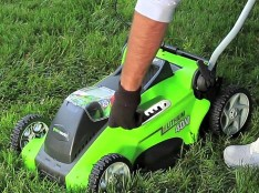 Ремонт и обслуживание газонокосилки